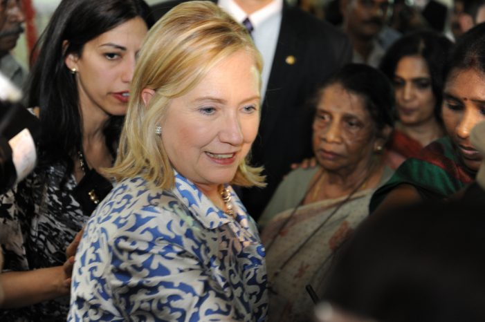 FBI Finds Clinton Had No Intent to Mishandle Classified Information