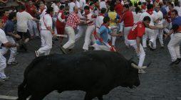 Pamplona Running of Bulls Has Remained Popular in Modern World