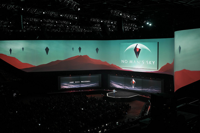 'No Man's Sky' Game Proves the 'Sky Is the Limit'