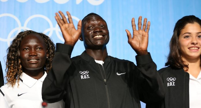Refugee Olympic Team Competes for Medals in Rio