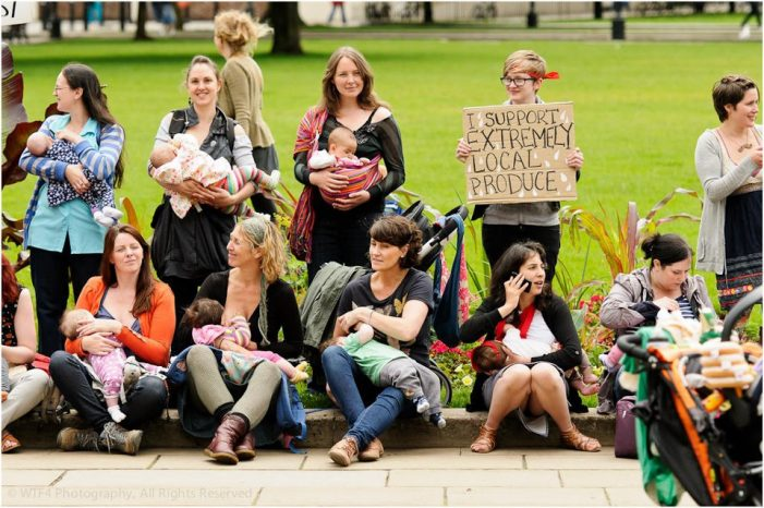 Breastfeeding Promoted and Celebrated Globally