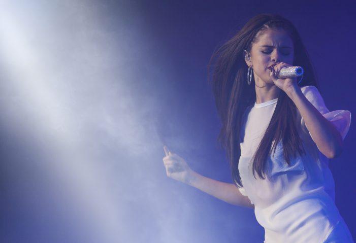 Selena Gomez Has a Productive Year