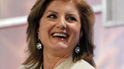 Arianna Huffington Steps Down From Her Brainchild