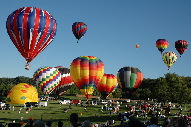 Worst Hot Air Balloon Accident in U.S. History Heightens Fears