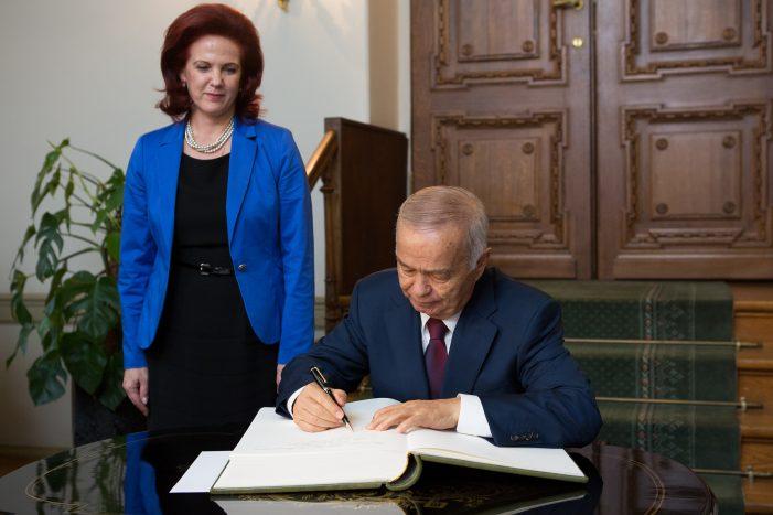 Meet the Late Uzbekistan President Islam Karimov