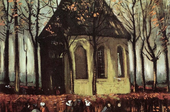 Stolen Van Gogh Paintings Recovered