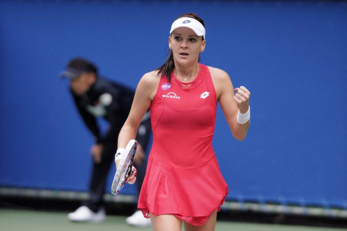 Agnieszka Radwanska Won the 2016 WTA China Open