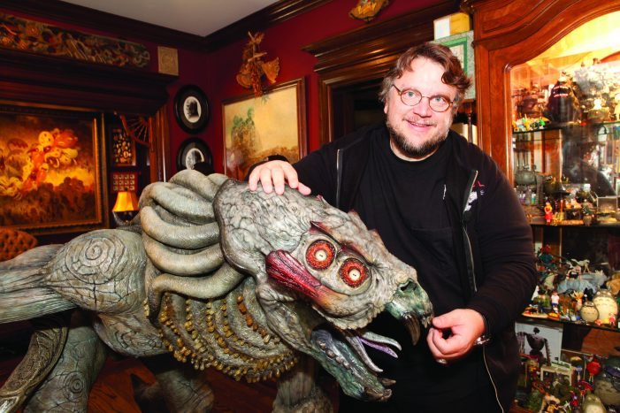 'At Home With Monsters' Del Toro's Seasonal Treat