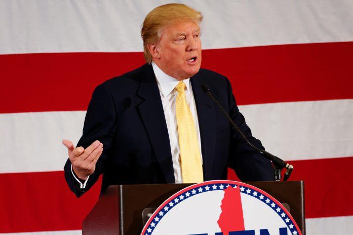 Tom Jones Supports Donald J. Trump for President