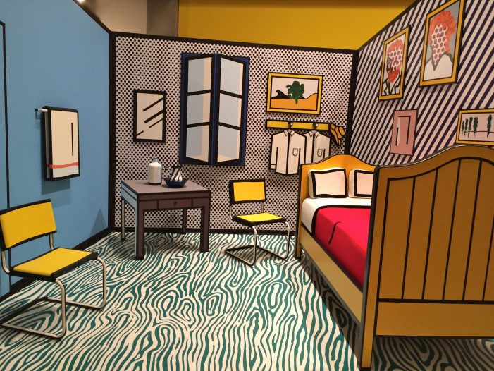 Roy Lichtenstein's Pop Art for All People at Skirball
