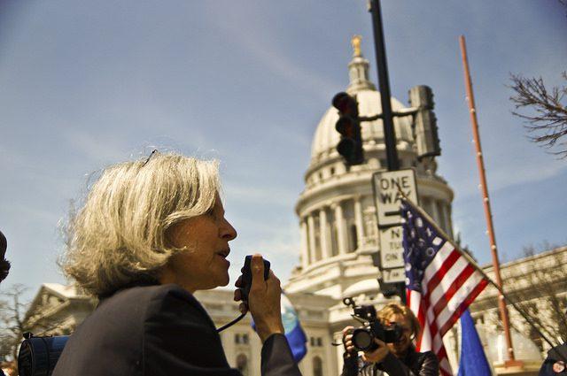 Jill Stein Demands a Recount in Several Battleground States
