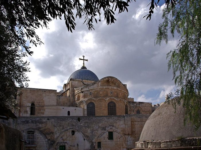 The Tomb of Jesus Revealed