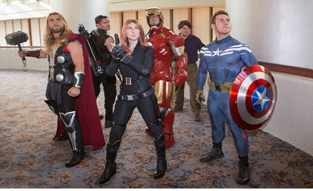Vote to Become an 'Avenger' in a World of Evildoers