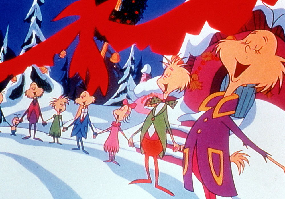 How The Grinch Stole Christmas 1966 Characters.How The Grinch Stole Christmas Celebrates 50th Anniversary
