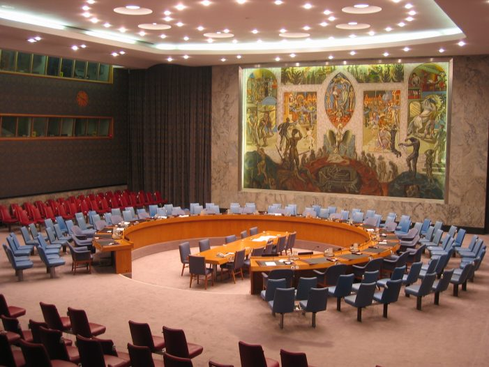 Israeli Government Responds to UN Resolution [Video]