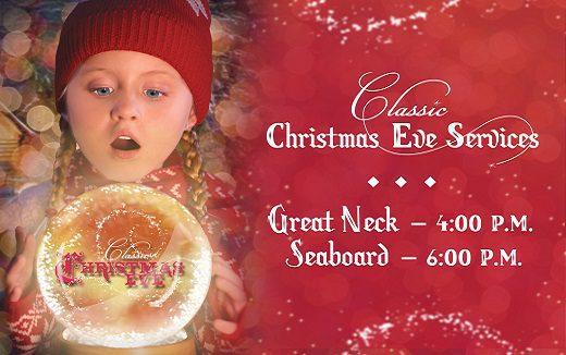 Wave Church Presents a 'Classic Christmas Eve'