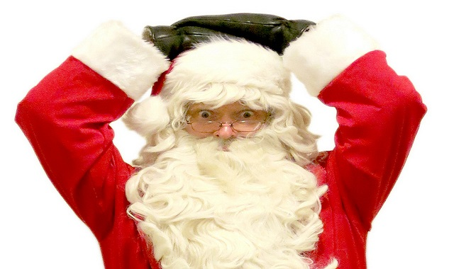 Does Santa Have a Place in the Christian's Celebration of Christmas?