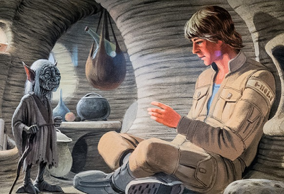 'Star Wars' Guide to Finding a Mentor