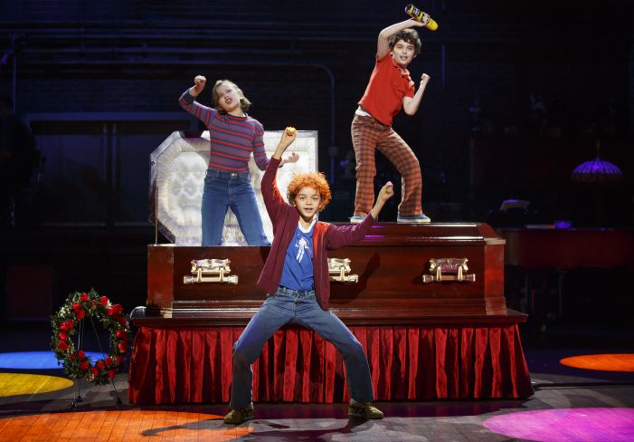 Atypical Musical 'Fun Home' Opens in Los Angeles [Review]