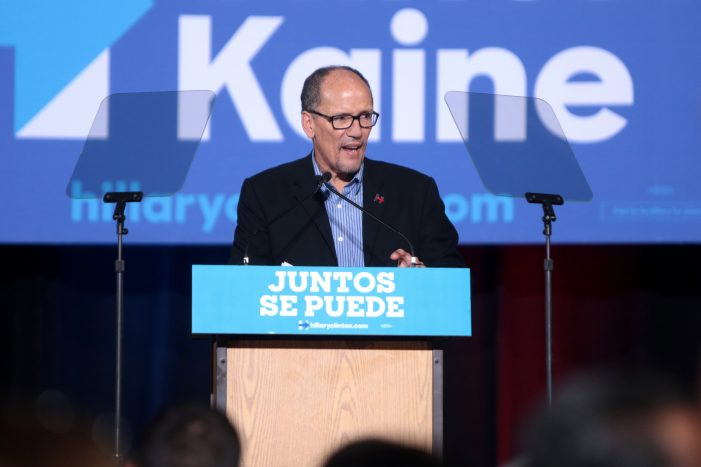 DNC Announces New Chair Tom Perez as the Man to Bind the Party