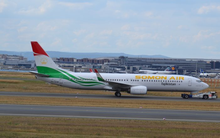 Tajik Airline Suddenly Denied New Route