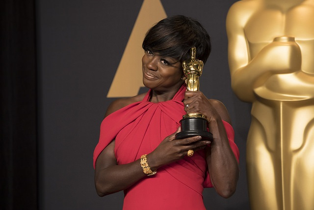 Viola Davis: From the Outhouse to an Oscar [Video]