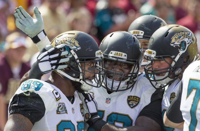 Jaguars Officially Release Defensive Tackle Roy Miller