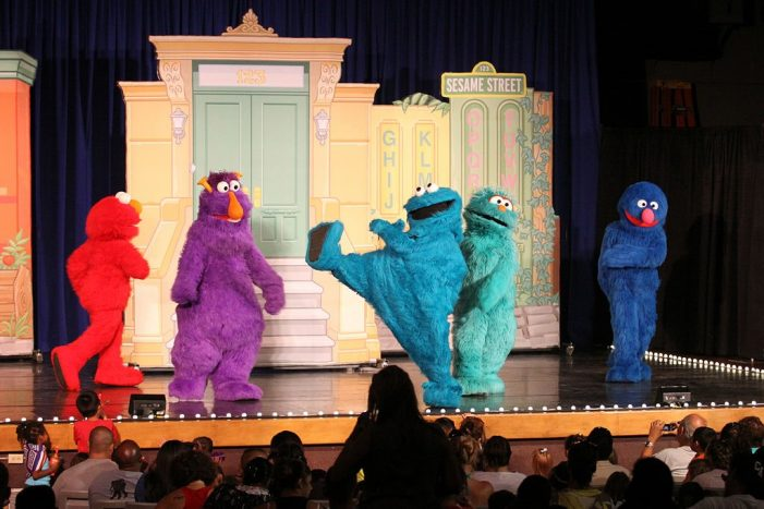 'Sesame Street' Welcomes First Autistic Character