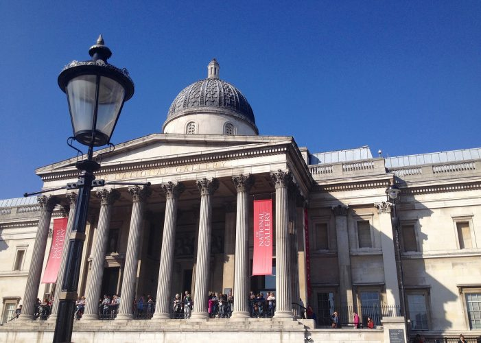 Westminster Magistrates Hear National Gallery Vandalized Painting Case