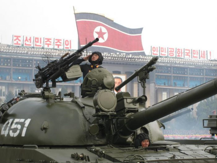 Will China Step Up to Stop North Korea?