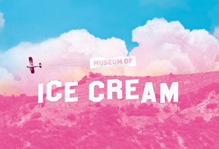 Museum of Ice Cream Pops Up in Los Angeles