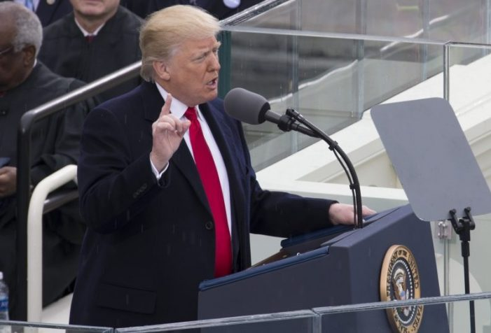 Donald Trump Speech a Makeover?