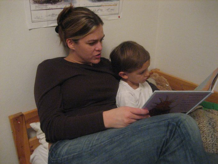 Reading Aloud Benefits the Giver and Receiver