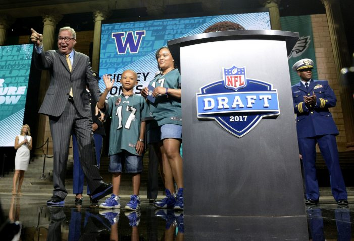 The 2017 NFL Draft Saw Strange Swaps and Picks