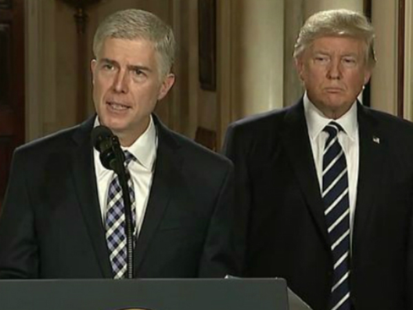 Neil Gorsuch Confirmation Could Give Voting Nuclear Options