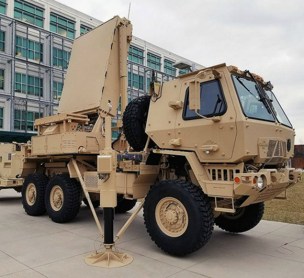 US Army Ordered Additional Counterfire Radar