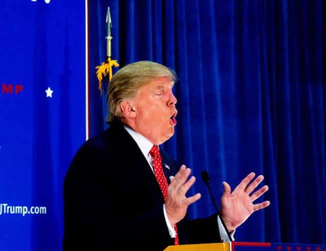 Donald Trump Scores Big Laughs for Impersonators [Video]