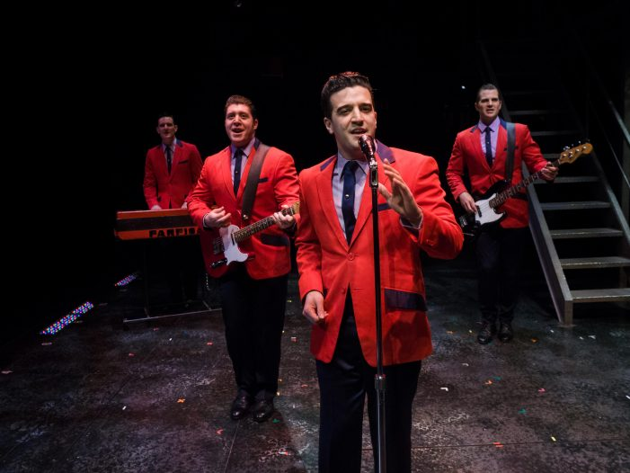 'Jersey Boys' Top-40 Tale Worth Listening to on Repeat at Ahmanson