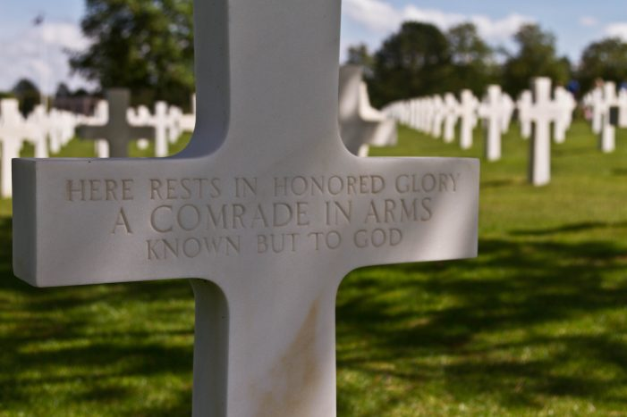 Memorial Day Is a Call to Unite Americans