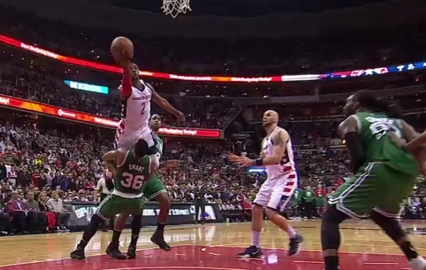 Celtics Fall to Wizards in Game 6 of Semifinals to Tie Series