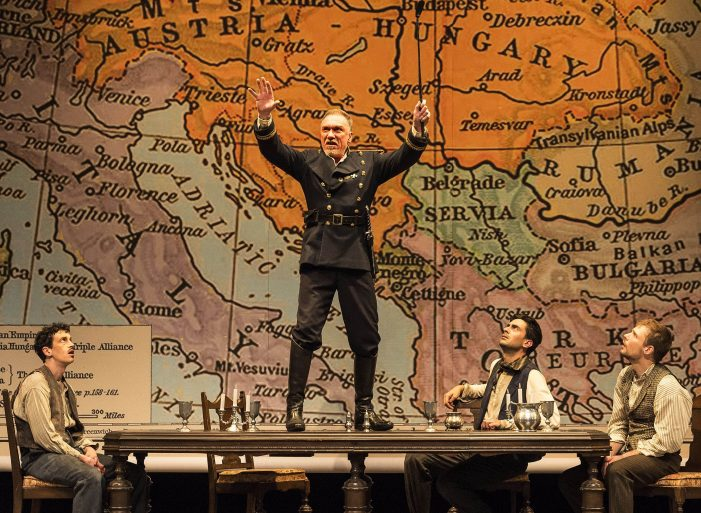 Tragicomedy 'Archduke' Looks at Terrorists and Shooting That Started WWI