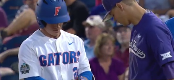 College World Series First Round Finishes With Florida Victory Over TCU