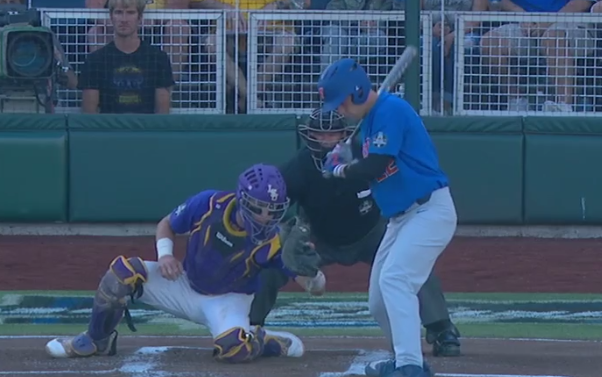 Florida Defeats LSU in Game-1 of College World Series Finals