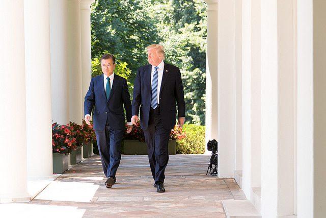 South Korea Will Discuss Ballistic Missiles With Washington