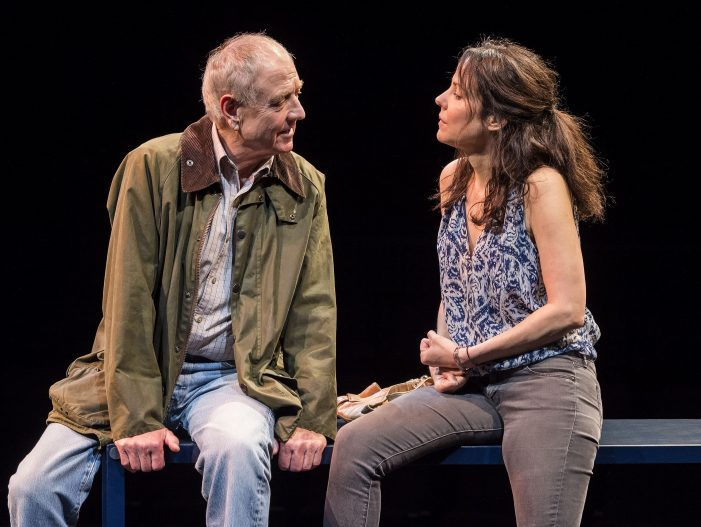 Broadway Hit 'Heisenberg' Opens in L.A. Offering Quirky Love Story
