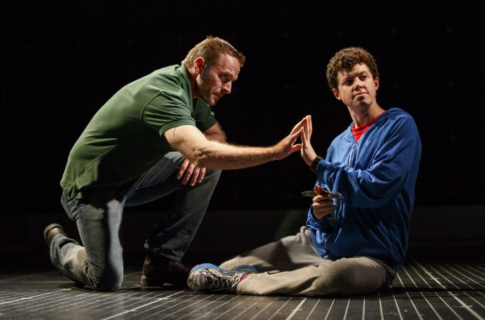 Staging of 'Curious Incident' Brings Christopher's World to Life
