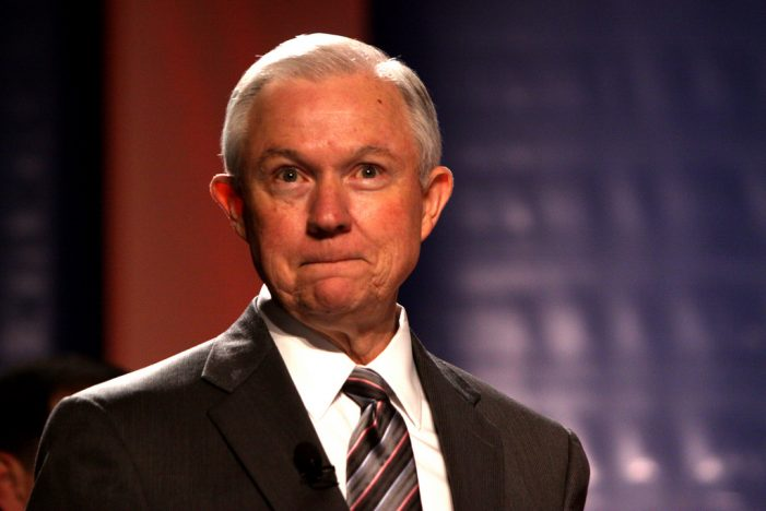 Jeff Sessions Continues to Oppose Medical Marijuana