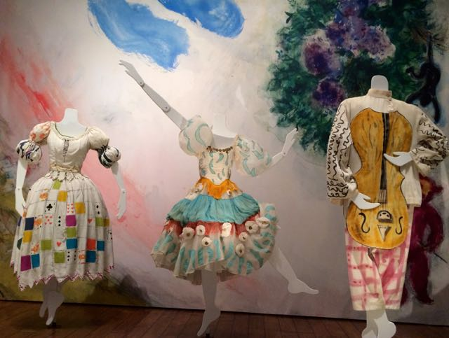 Chagall Fantasies on Stage at LACMA
