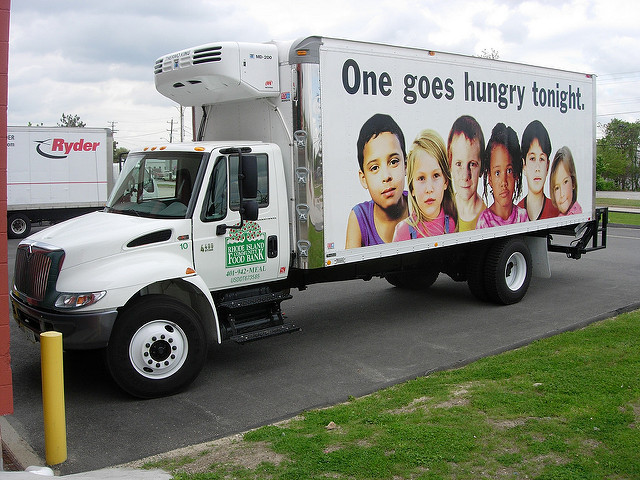 Food Banks Feed 1 in 7 Americans