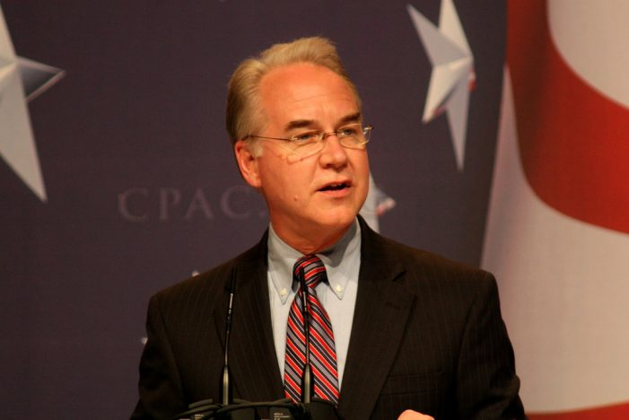 Tom Price Resigns After Chartered Jets Scandal
